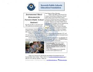 Instrumental Music Reinstated for NPS Students!
